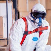 Crime Scene Cleaner UK Full P.P.E