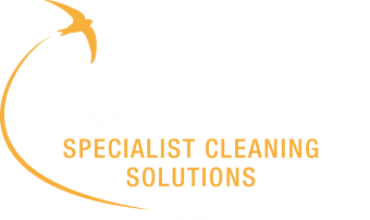 specialist cleaning solutions logo - Light